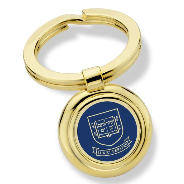 Yale University Key Ring - Image 1