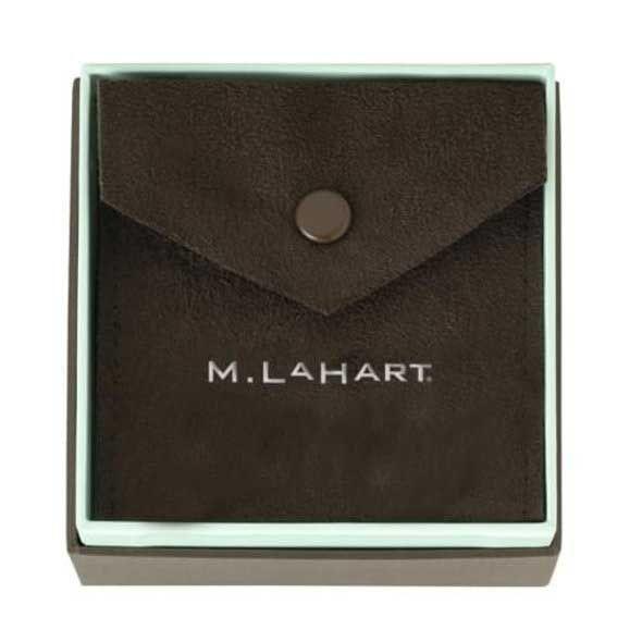 Berkeley Haas Pearl Bracelet with Sterling Silver Charm - Image 4
