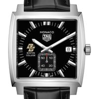 Boston College TAG Heuer Monaco with Quartz Movement for Men