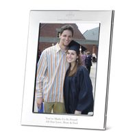 Iowa State University Polished Pewter 5x7 Picture Frame