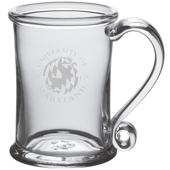 Maryland Glass Tankard by Simon Pearce