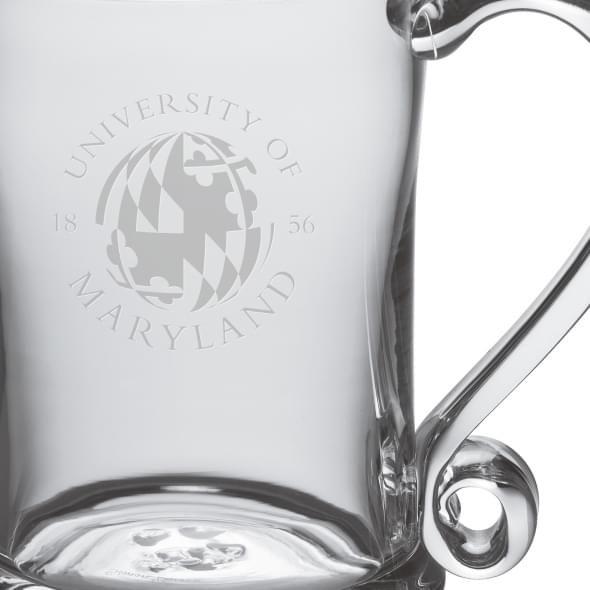 Maryland Glass Tankard by Simon Pearce - Image 2