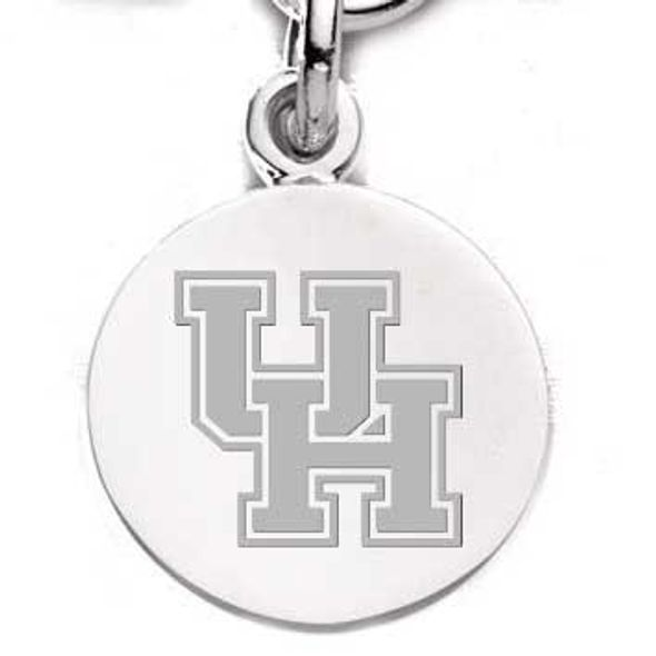 Houston Sterling Silver Charm - Image 1