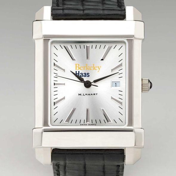 Berkeley Haas Men's Collegiate Watch with Leather Strap - Image 1