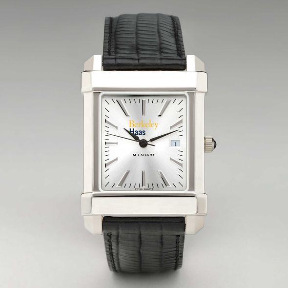 Berkeley Haas Men's Collegiate Watch with Leather Strap - Image 2