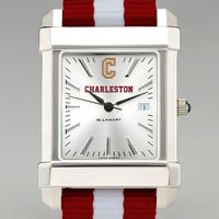 College of Charleston Collegiate Watch with NATO Strap for Men