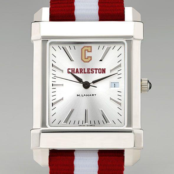 College of Charleston Collegiate Watch with NATO Strap for Men