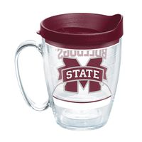 MS State 16 oz. Tervis Mugs- Set of 4