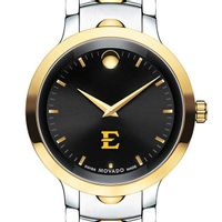 East Tennessee State University Men's Movado Luno Sport Two-Tone