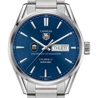 University of Mississippi Men's TAG Heuer Carrera with Day-Date