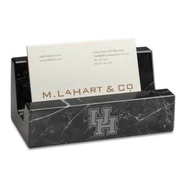 Houston Marble Business Card Holder - Image 1