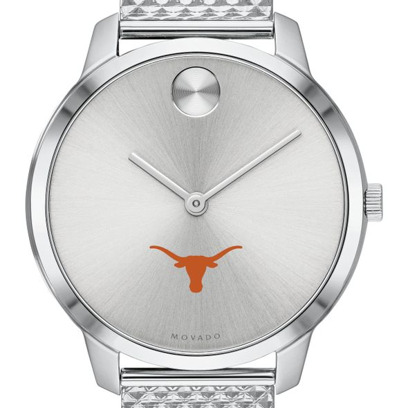University of Texas Women's Movado Stainless Bold 35