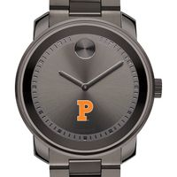 Princeton University Men's Movado BOLD Gunmetal Grey