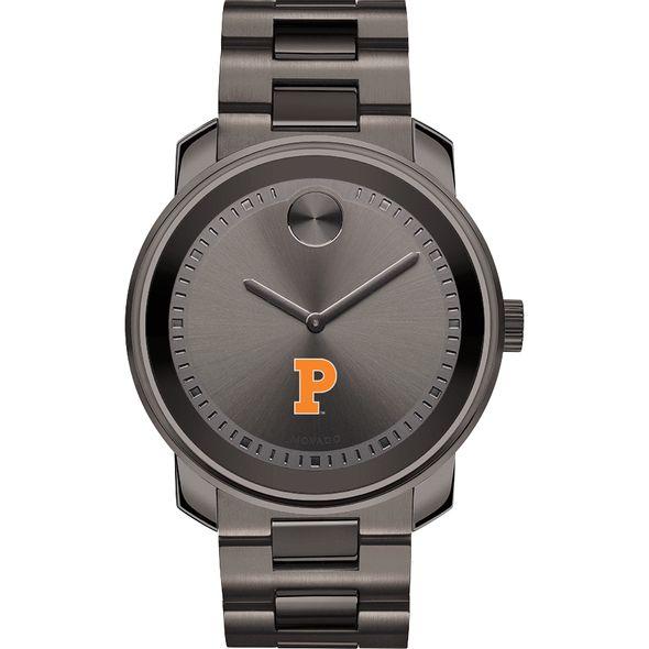 Princeton University Men's Movado BOLD Gunmetal Grey - Image 2