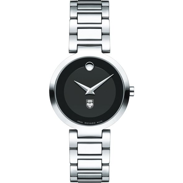 University of Chicago Women's Movado Museum with Steel Bracelet - Image 2