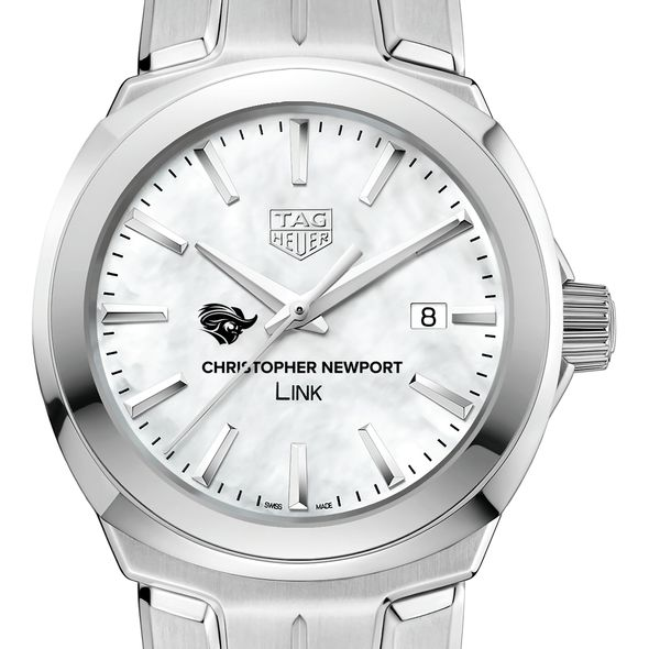 Christopher Newport University TAG Heuer LINK for Women