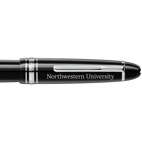 Northwestern Montblanc Meisterstück LeGrand Pen in Platinum - Image 2