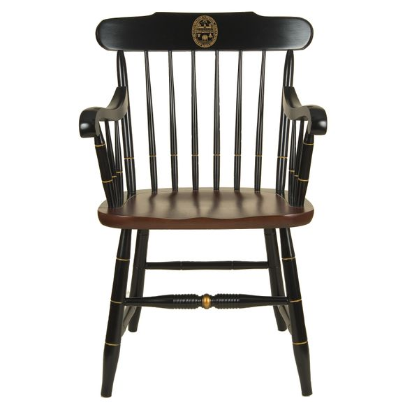 University of Vermont Captain's Chair by Hitchcock