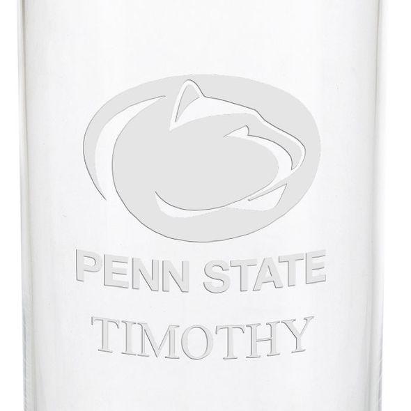 Penn State Iced Beverage Glasses - Set of 4 - Image 3