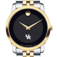Kentucky Men's Movado Two-Tone Museum Classic Bracelet