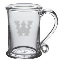 Williams Glass Tankard by Simon Pearce