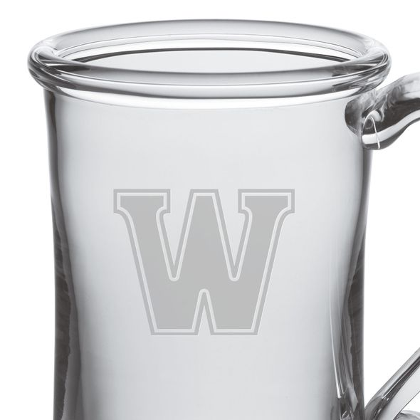 Williams Glass Tankard by Simon Pearce - Image 2