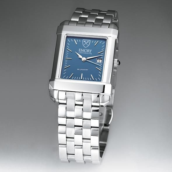 Emory Men's Blue Quad Watch with Bracelet - Image 2