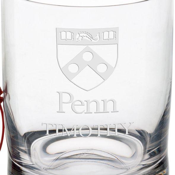 University of Pennsylvania Tumbler Glasses - Set of 2 - Image 3