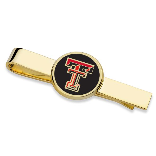 Texas Tech Tie Clip