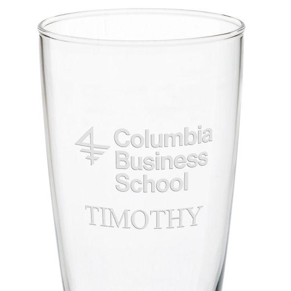 Columbia Business 20oz Pilsner Glasses - Set of 2 - Image 3