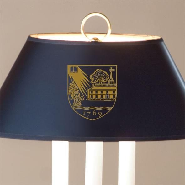Dartmouth College Lamp in Brass & Marble - Image 2