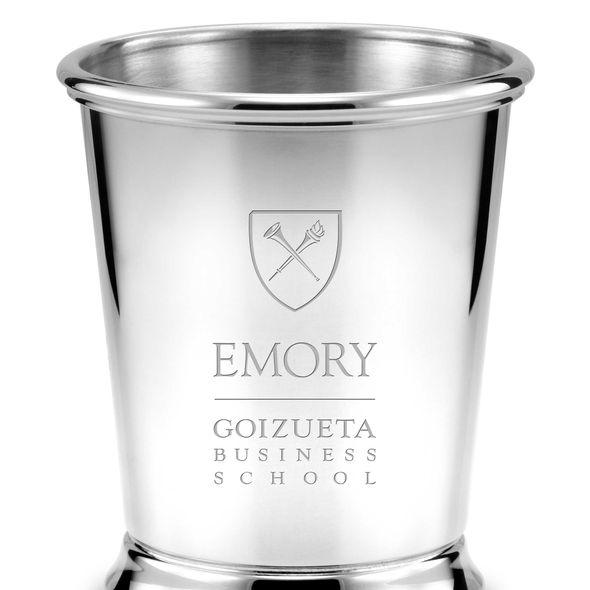 Emory Goizueta Pewter Julep Cup - Image 2