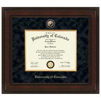 Colorado Diploma Frame - Excelsior