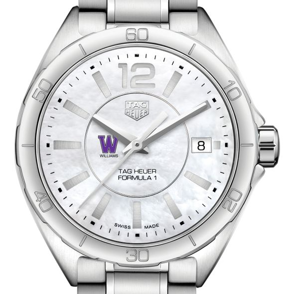 Williams Women's TAG Heuer Formula 1 with MOP Dial