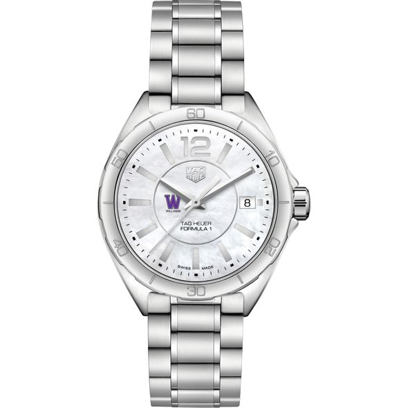 Williams Women's TAG Heuer Formula 1 with MOP Dial - Image 2