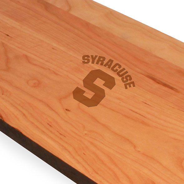 Syracuse University Cherry Entertaining Board - Image 2