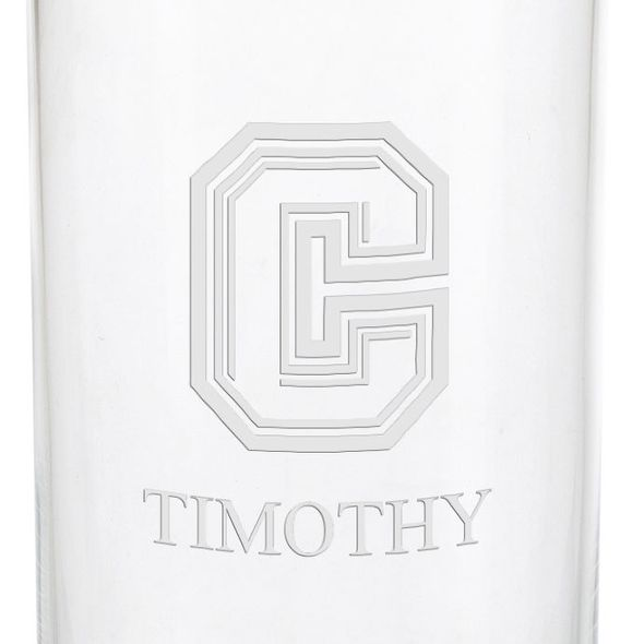 Colgate Iced Beverage Glasses - Set of 2 - Image 3