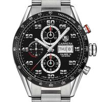Marquette Men's TAG Heuer Carrera Tachymeter