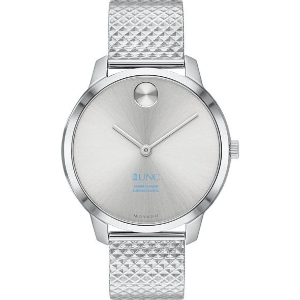 UNC Kenan–Flagler Business School Women's Movado Stainless Bold 35 - Image 2
