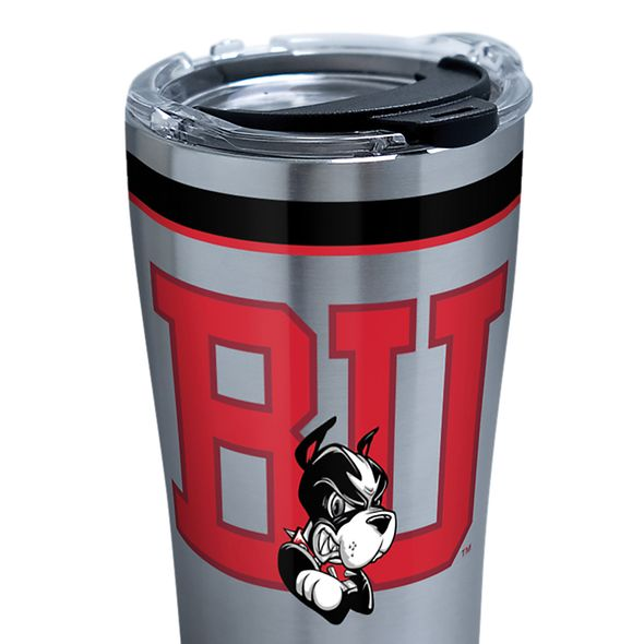 BU 20 oz. Stainless Steel Tervis Tumblers with Hammer Lids - Set of 2 - Image 2
