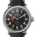 Tennessee Shinola Watch, The Runwell 47mm Black Dial - Image 1