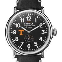 Tennessee Shinola Watch, The Runwell 47mm Black Dial