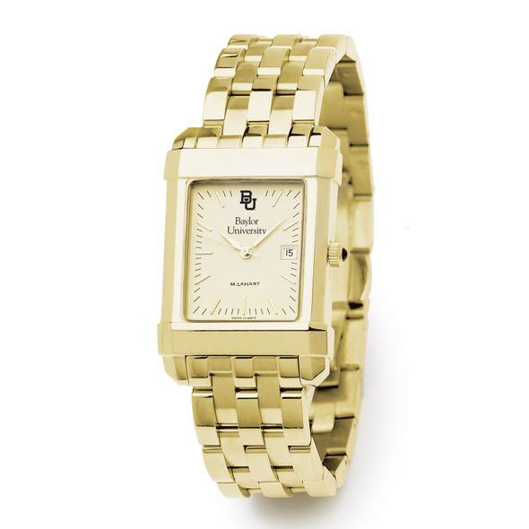 Baylor Men's Gold Quad with Bracelet - Image 2