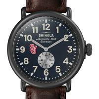 St. John's Shinola Watch, The Runwell 47mm Midnight Blue Dial