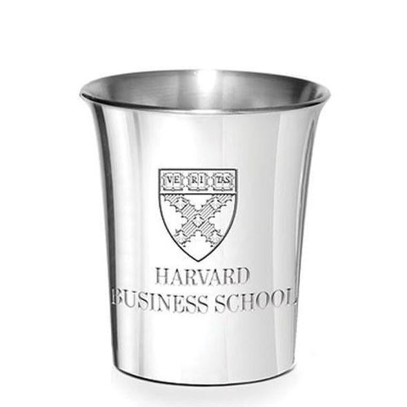 Harvard Business School Pewter Jigger