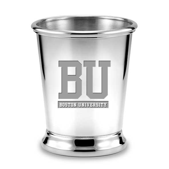 Boston University Pewter Julep Cup