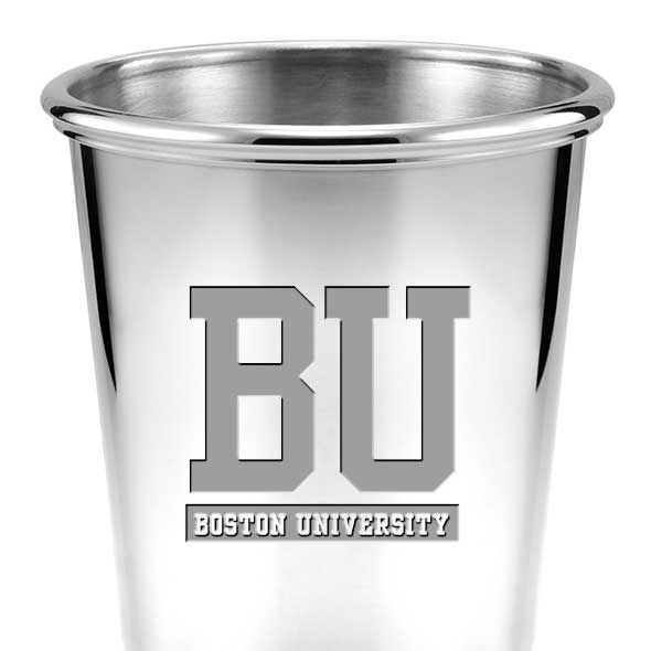 Boston University Pewter Julep Cup - Image 2