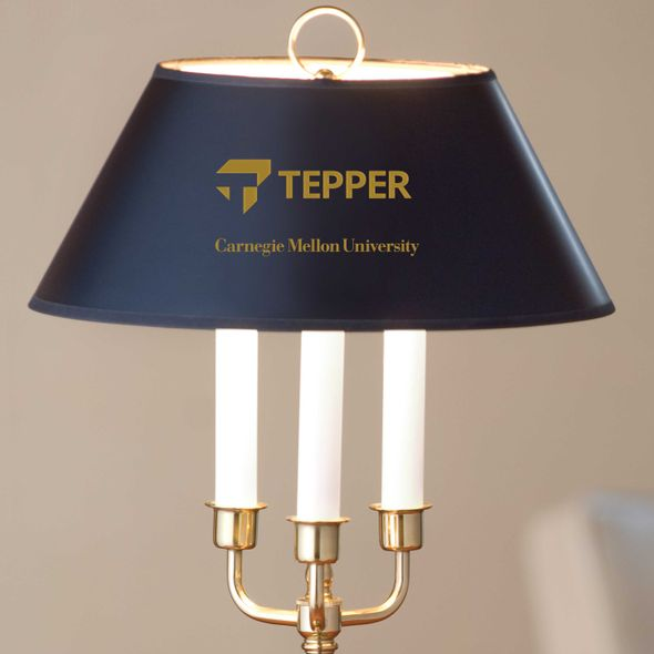 Tepper Lamp in Brass & Marble - Image 2