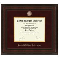 Central Michigan Diploma Frame - Excelsior