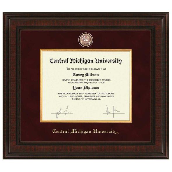Central Michigan Diploma Frame - Excelsior